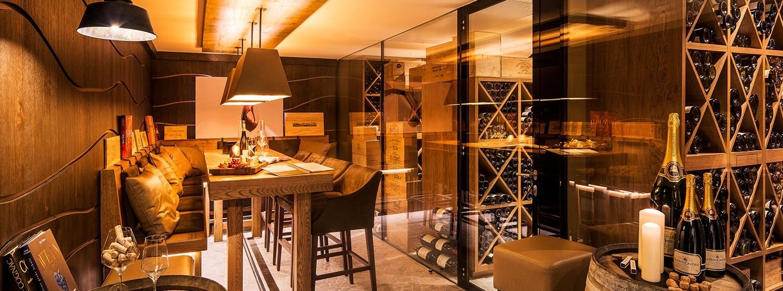 sylt luxus weinkeller hotel severin s resort spa. Black Bedroom Furniture Sets. Home Design Ideas
