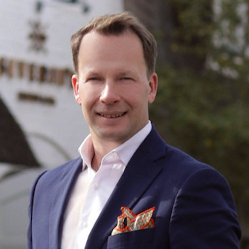 Hotel Manager Christian Siegling