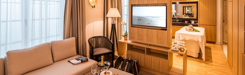 private spa suiten im luxushotel auf sylt severin s hotel. Black Bedroom Furniture Sets. Home Design Ideas